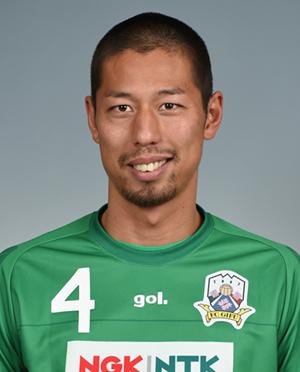 岡根 直哉:FC岐阜:Jリーグ.jp