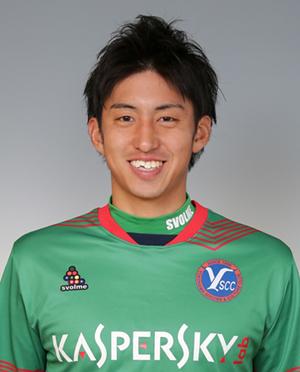浅沼 優瑠 - Suguru ASANUMA 浅沼 優瑠:Y.S.C.C.横浜:Jリーグ.jp