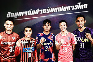 This is J.League thai
