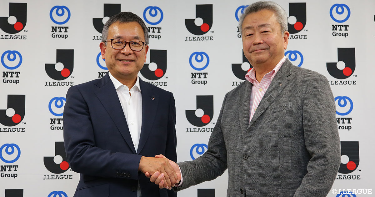 J.LEAGUE promotes the construction of �gJ.LEAGUE FUROSHIKI�h, Japan's first full-fledged sports digital asset hub, with the aim of providing new sports watching experiences through video and further expanding its video related business.