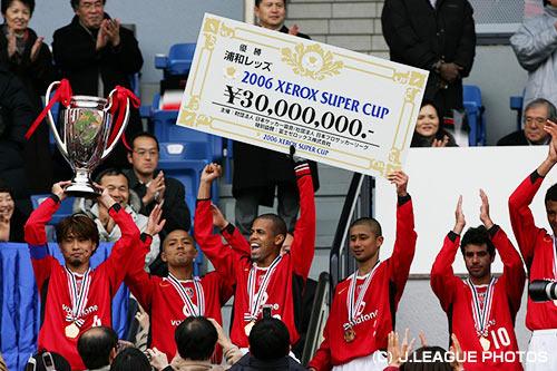 FUJI XEROX SUPER CUP 2015:Jリ...
