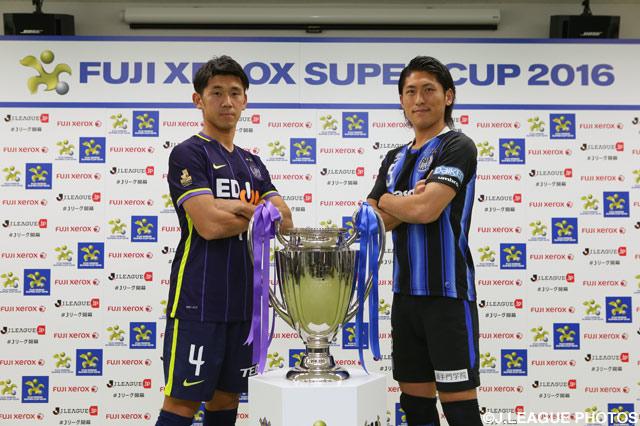 チケット一般販売開始!!【FUJI XEROX SUPER CUP】