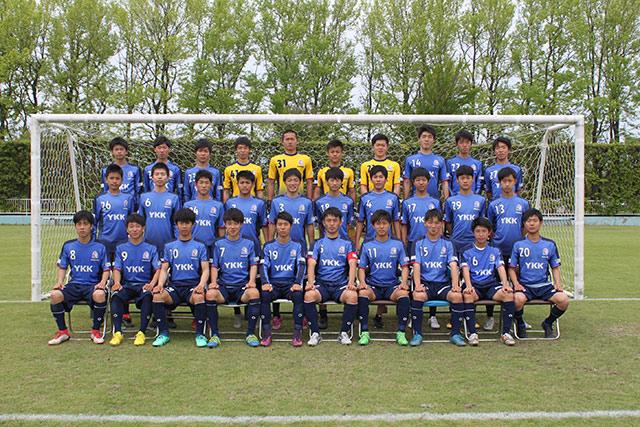 カターレ富山U-18:クラブ紹介:2018Jユースカップ:Jリーグ.jp