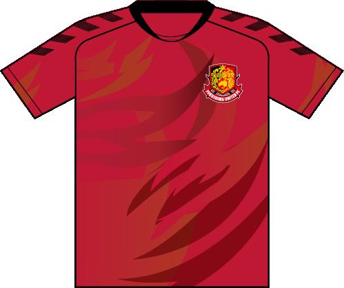 福島ユナイテッドFC ユニフォーム
