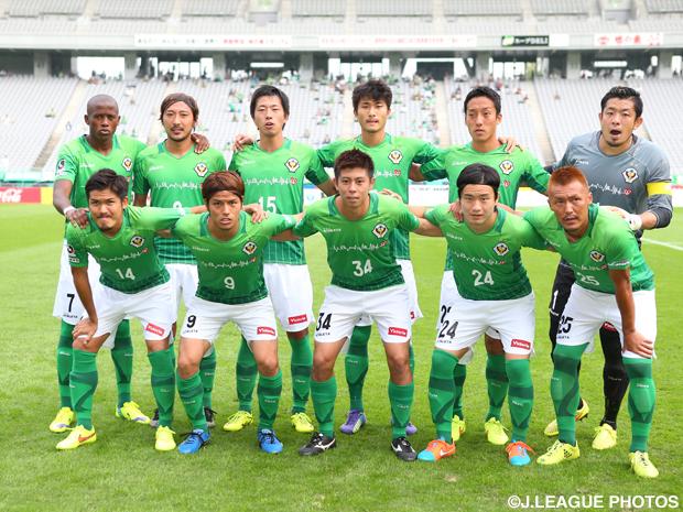 東京V、「緑の心臓」ロゴを継続:Jリーグ.jp