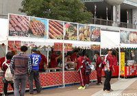 Special food stall tickets go on sale at Vissel Kobe