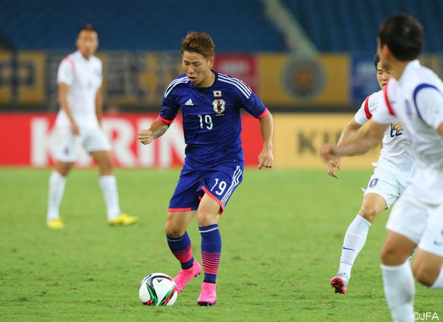 後半25分から途中出場 : リオオリンピックU23サッカー日本代表!【浅野拓磨】とは - NAV