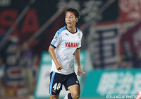 Jubilo teen Kawabe scores J2 League's 14,000th goal