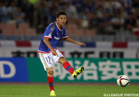 Marinos reserves defeat Keio University in training match