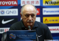 Guangzhou's Scolari wanted ACL semi-final finish at home