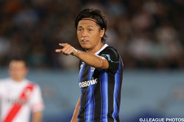 Endo: Gamba cannot afford to feel Nabisco Cup final pressure