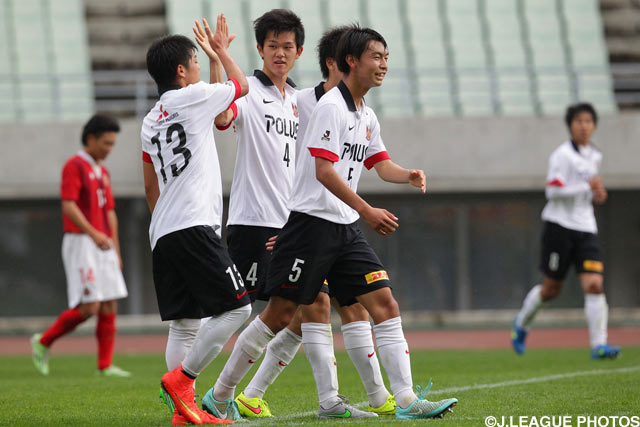 Jユースカップ2015:Jリーグ.jp