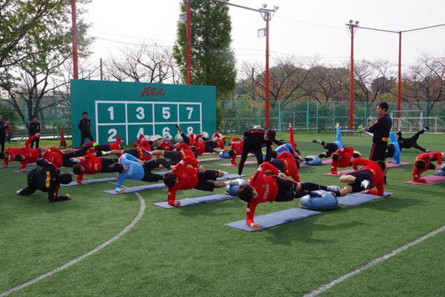 11月24日 浦和レッズ練習レポート