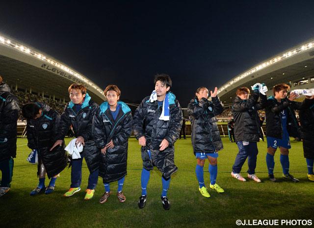 長崎を1-0の僅差で下した福岡が決勝進出を決めた