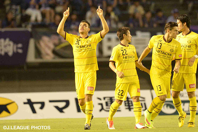 Cristiano comes to Reysol's rescue with mighty Emperor's Cup hat-trick