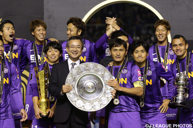 【Jリーグ】チャンピオンシップは11/6(日)開幕!! ナビスコカップ決勝は10/15(土)に