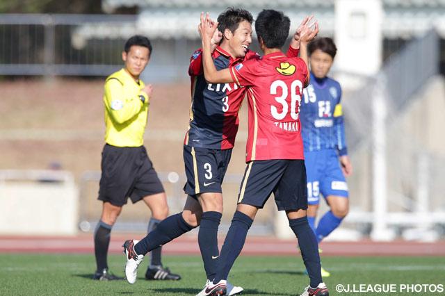鹿島が福岡とのJ1対決を制して白星スタート【レポート:ニューイヤーカップ 宮崎ラウンド】