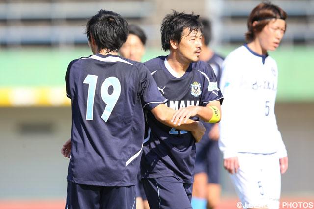 3連勝の磐田が鹿児島ラウンドを制覇!【レポート:ニューイヤーカップ 鹿児島ラウンド】
