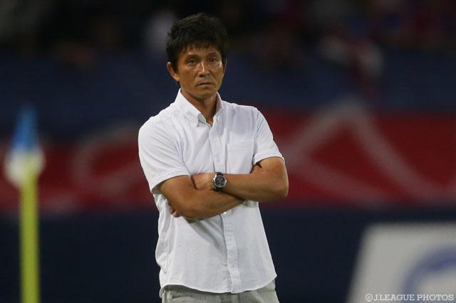 城福 浩監督の解任を発表【FC東京】