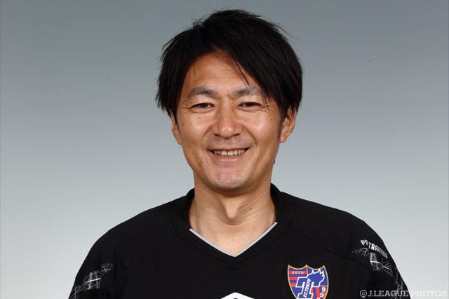 篠田新監督の就任を発表【FC東京】