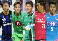 Five J.Leaguers called up to South Korea squad