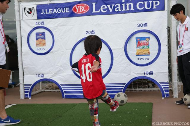 ルヴァンカップも決勝を残すのみ。「ルヴァンカップキッズバトル」にご注目ください!