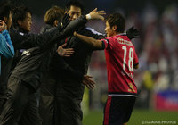Cerezo back in J1 after Promotion Playoff win