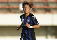 Gamba end contract with academy graduate