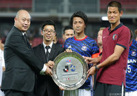 Antlers and F.Marinos ensure J.League take Asia Challenge trophy