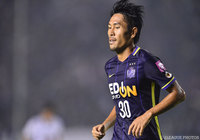 Sanfrecce's Shibasaki suffers training injury