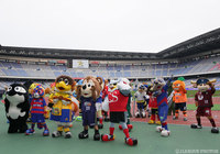 Sancce leads J.League mascot vote at midway point