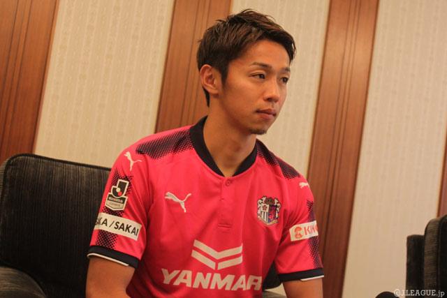 清武 弘嗣(C大阪)「サッカー選手として一番いい時期に、Jリーグで ...
