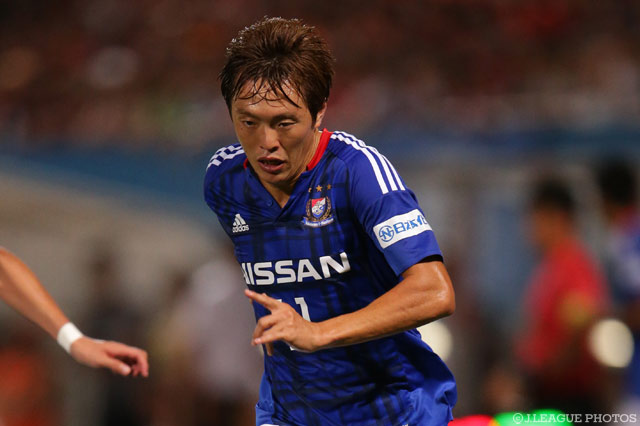 Saito named new F. Marinos captain