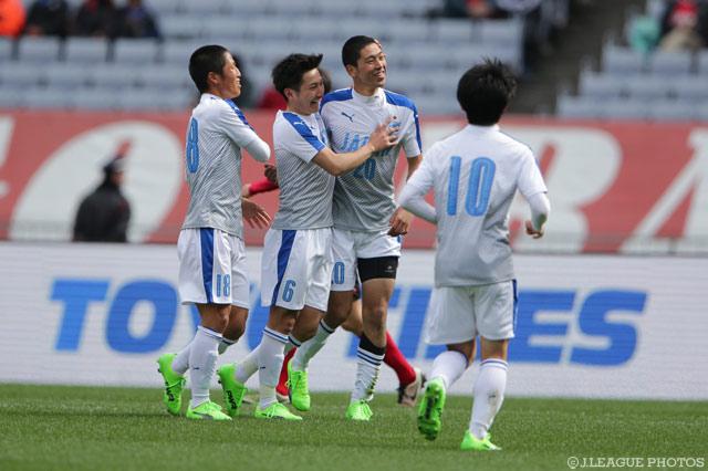 終わってみれば4-0の快勝。チャンスをモノにした日本高校サッカー選抜が今年のNEXT GENERATION MATCHを制した