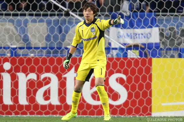 東口(G大阪)「自分たちに対してしっかりと『我慢』を求めながら勝利に、タイトルに繋げていきたい」【開幕直前コメント:ACL】