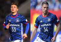 F. Marinos duo summoned for international duty