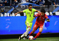 Reds secure Gamba draw with last-ditch equaliser