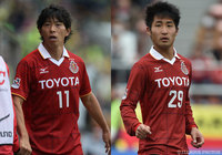 Grampus attackers Sato & Izumi out six weeks