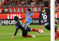 Frontale down Antlers for third straight win