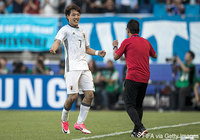 Kubo assists Doan winner as Japan defeat South Africa