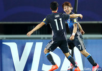 Doan double clinches Round of 16 for Japan U-20