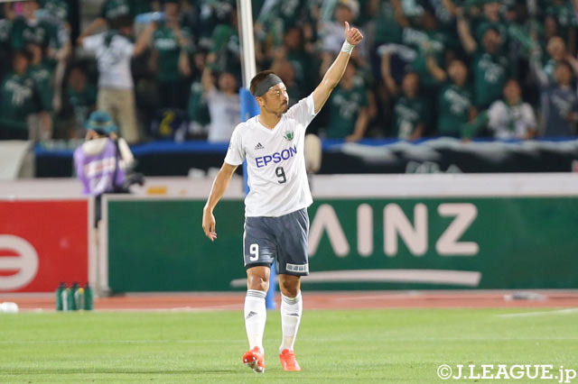 Yamaga down Thespa to end winless streak