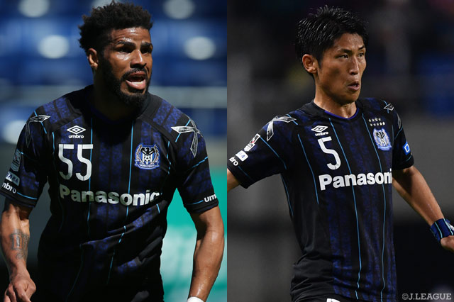 Sanfrecce sign Patric & Niwa from Gamba