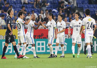 Antlers move back top of the J1 League