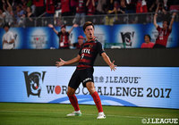 Antlers top Sevilla through Suzuki double