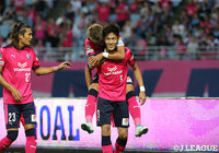 Cerezo smash Reds with early Sugimoto brace