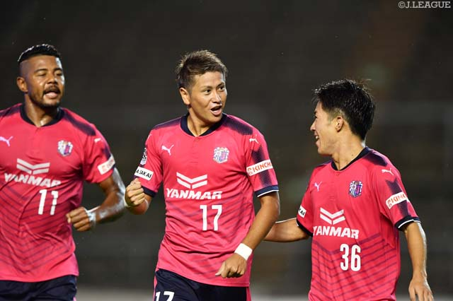 Cerezo, Tokyo advance to Levain Cup Knockout Stage