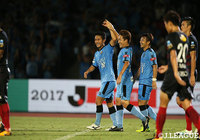 Oiwa suffers first Antlers setback with Frontale loss