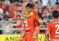 Grampus draw closer to leaders after key win