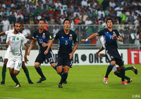 Japan fall short against Saudi Arabia in finale